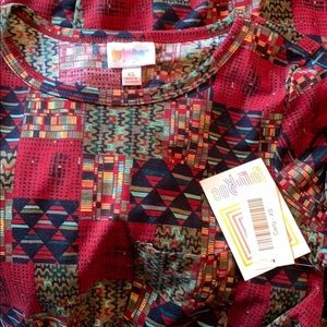 NWT LulaRoe Carly Dress XS
